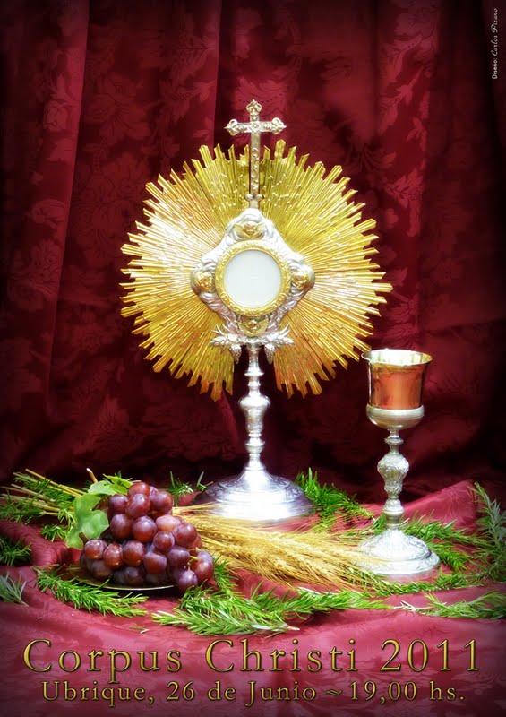 Cartel Corpus Christi 2011 (Ubrique)