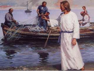 Jesús barca