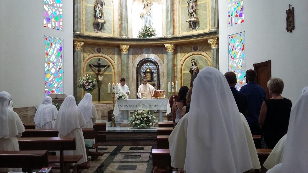 ¡Franci altar